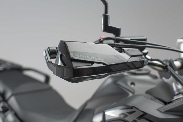 KOBRA Handguard Kit Black. Honda CRF1000L Africa Twin (15-).