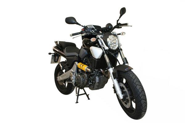Hauptständer Schwarz. Yamaha MT-03 (05-13).