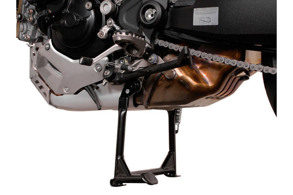 Hauptständer Schwarz. Ducati Multistrada 1200 / S (10-14).