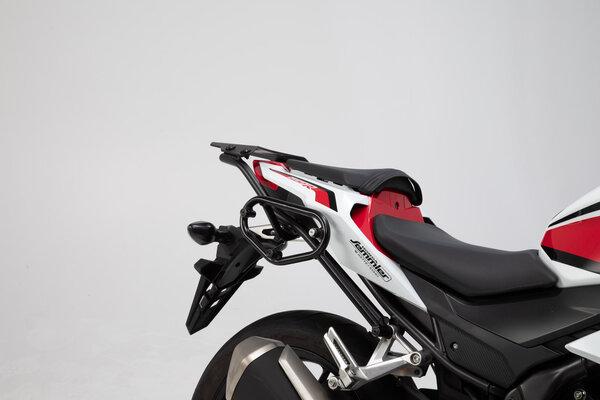SLC Seitenträger links Honda CB500F (16-18), CBR500R (16-18).