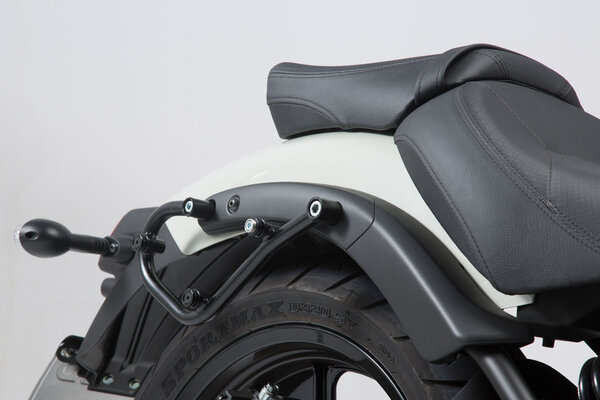 SLC side carrier left Kawasaki Vulcan S (16-).