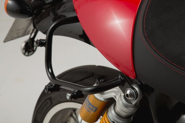 SLC side carrier left Triumph Thruxton 1200 (16-).