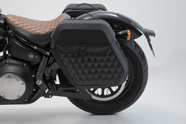 SLH Seitenträger links Harley-Davidson Softail Street Bob (17-).