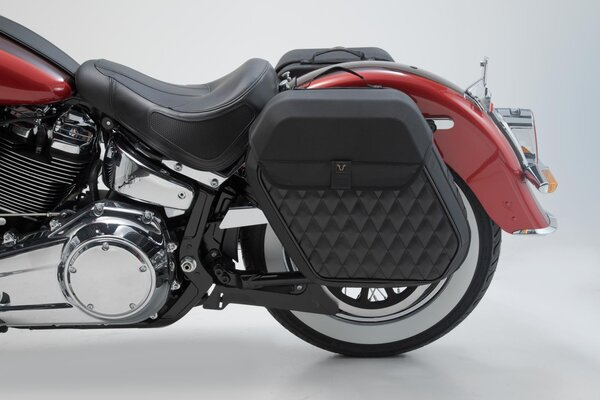 SLH Seitenträger rechts Harley-Davidson Softail Deluxe (17-).