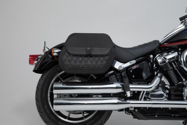 SLH side carrier right Harley-Davidson Softail Low Rider/ S (17-).