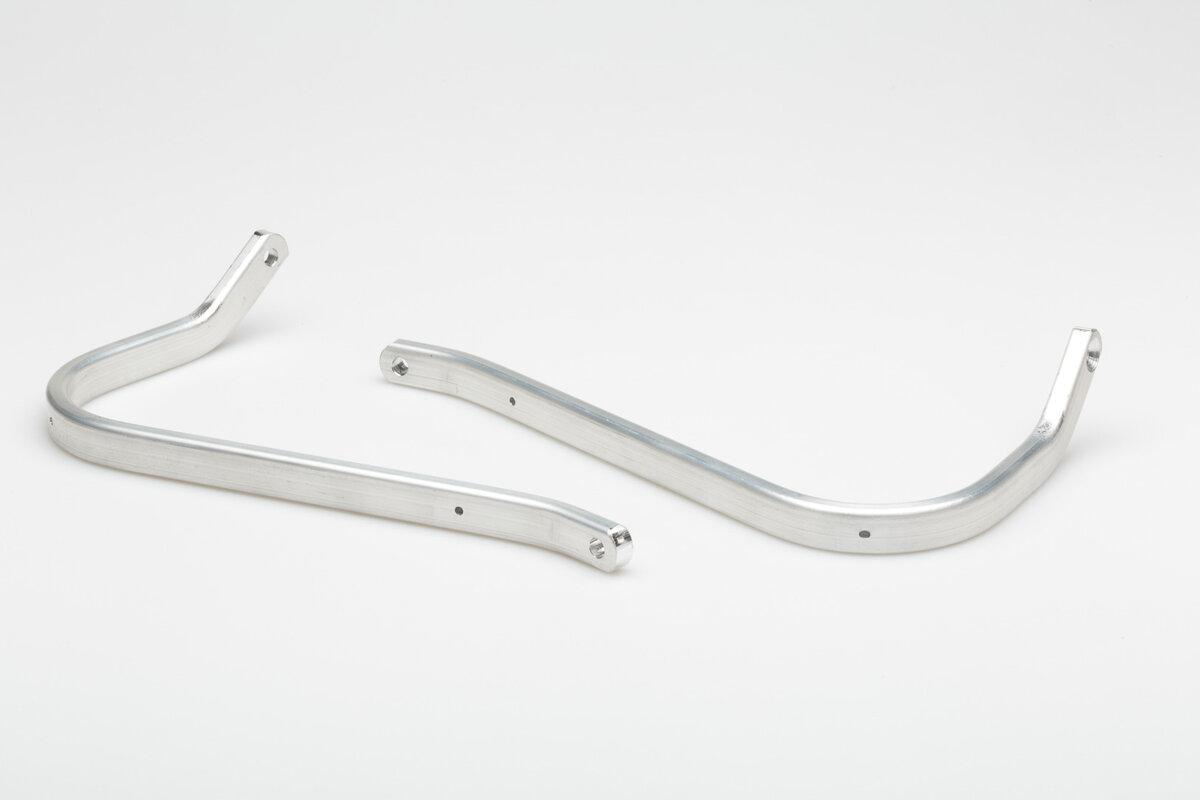 Kit de protectores laterales de dep/ósito para Suzuki V-Strom 1000 Protectores de dep/ósito para Suzuki CL-003 rojo