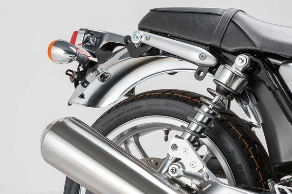EVO Kofferträger Schwarz. Honda CB 1100 / EX (12-16).