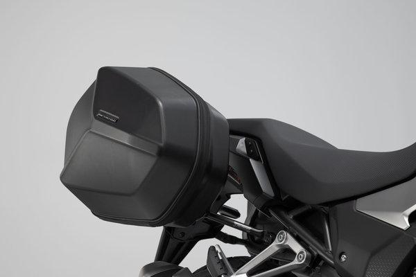 AERO ABS Seitenkoffer-System 2x25 l. Honda CB500F/X, CBR500RR.