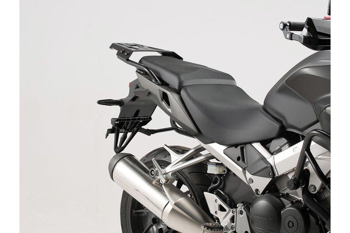 VFR Leather Keyring Keychain  Motorbike Motorcycle F 750 800 1200 Crossrunner