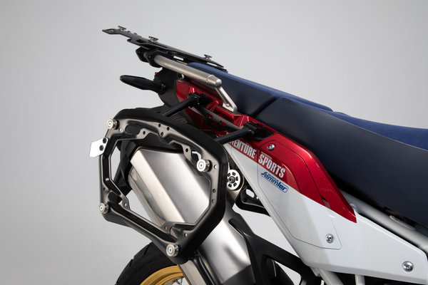 PRO side carriers Black. Honda CRF1000L / Adventure Sports (18-).