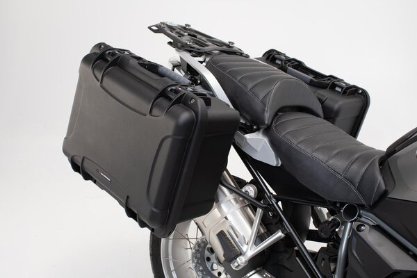 NANUK Seitenkoffer-System Schwarz. Honda CRF1000L / Adventure Sports (18-).