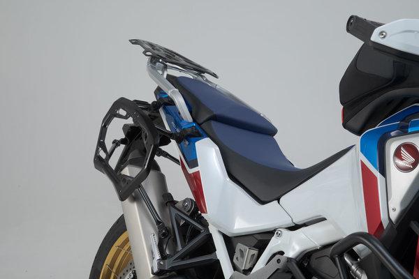 TRAX ION Alukoffer-System Schwarz. 45/37 l. Honda CRF1100L Adv Sports (19-)