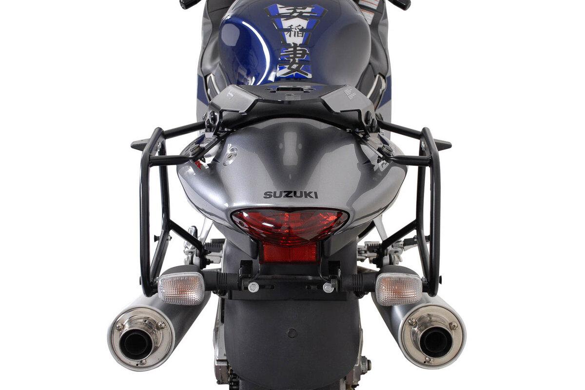 Support Suzuki Gsx1300r Détachable Pour HayabusaPar Sw Motech Valises MjUVSLpqzG