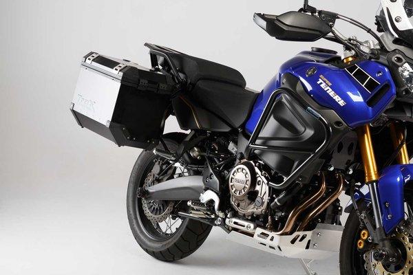 EVO Kofferträger Schwarz. Yamaha XT1200Z Super Ténéré (10-).