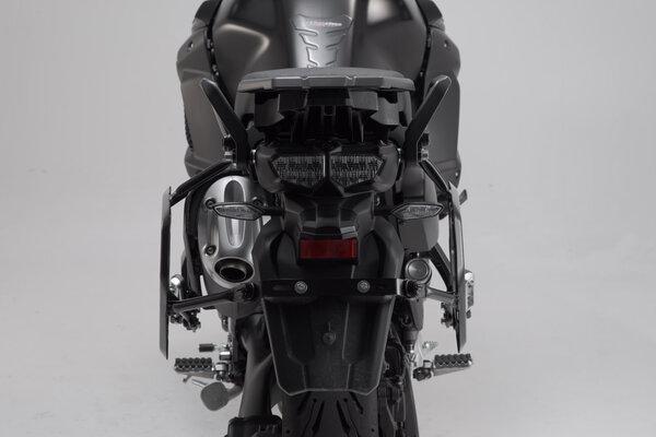 PRO Seitenträger Schwarz. Yamaha XT1200Z Super Ténéré (10-).