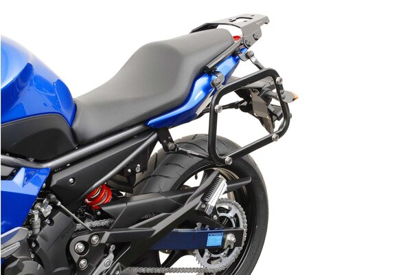 Soportes laterales EVO Negro. Yamaha XJ6 / Diversion / Diversion F.