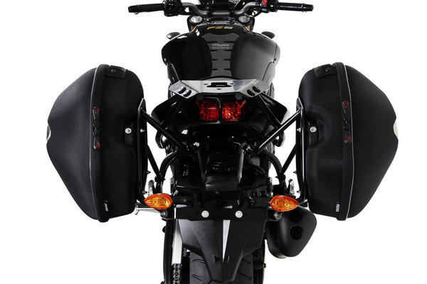 AERO ABS Seitenkoffer-System 2x25 l. Yamaha FZ8 / Fazer (10-).