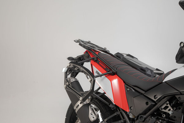 TRAX ADV Alukoffer-System Schwarz. 45/45 l. Yamaha Ténéré 700 (19-).