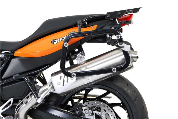 AERO ABS Sidecase System For BMW F800R F800GT