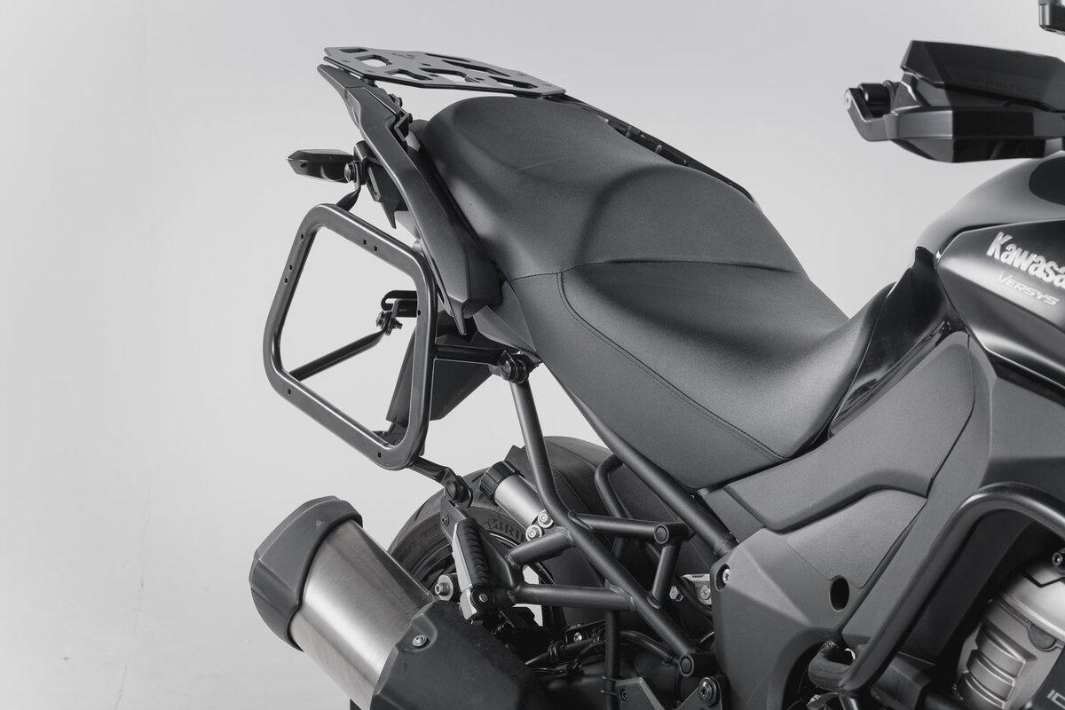 Repose-Pieds Arri/ère Kawasaki Versys 1000 LZT00B//15 2015
