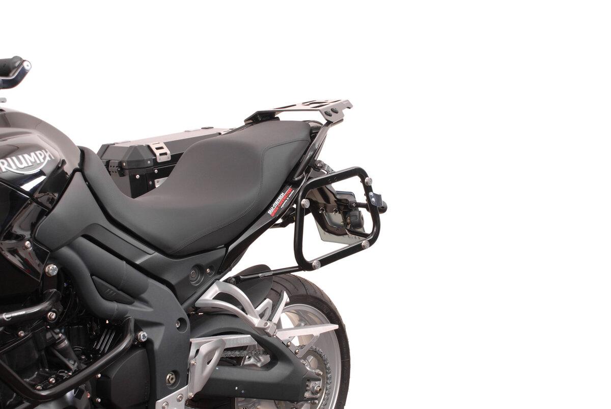 Revêtement de réservoir page Triumph Tiger 1050 motea Grip M Noir