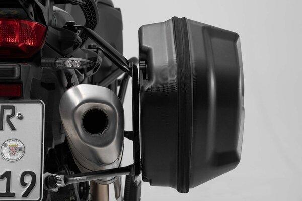 AERO ABS Seitenkoffer-System 2x25 l. Ducati Multistrada 1200 (10-14).