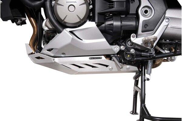 Motorschutz Silbern. Honda VFR 1200 X Crosstourer (11-).