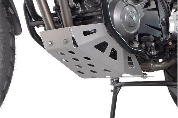 Protector de motor Plateado. Yamaha XT660 X / R (04-).