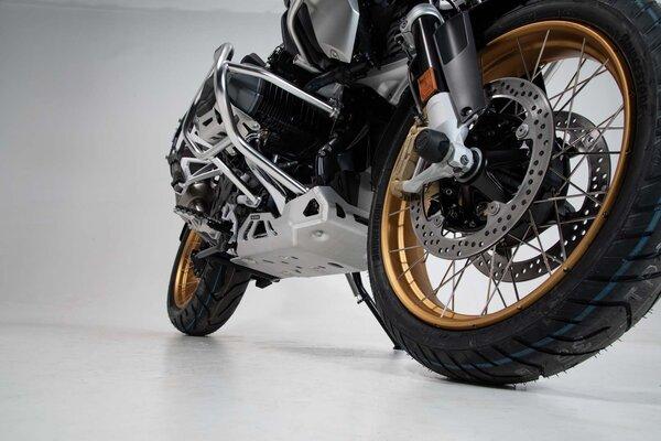 Sabot moteur Gris. BMW R 1250 GS / Adventure (18-).