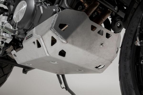 Motorschutz Silbern. Benelli TRK 502 X (18-).