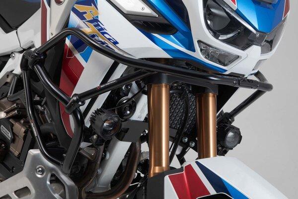 EVO kit de feux anti-brouillard Noir. Honda CRF1100L/Adv. Sports (19-).