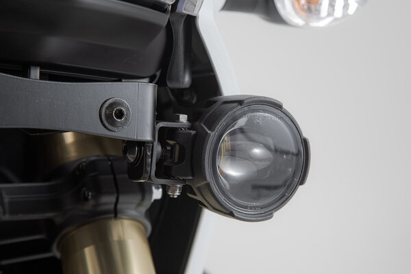 Scheinwerfer-Halter Schwarz. Yamaha Ténéré 700 (19-).