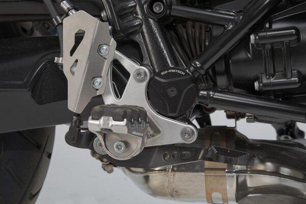 Rahmenkappen-Set Schwarz. BMW R nineT Modelle (14-).