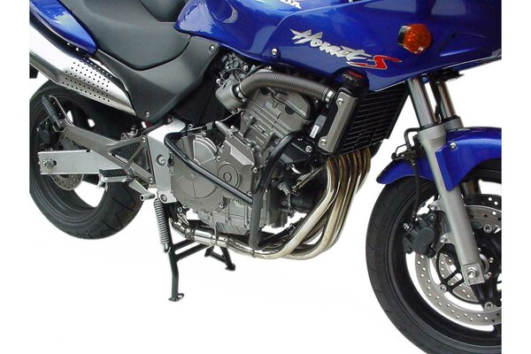Sturzbügel Schwarz. Honda CB 600 F (98-06) CB 600 S (99-06).