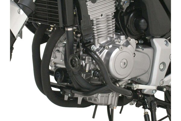 Crash bar Black. Honda CBF 500 (04-06).