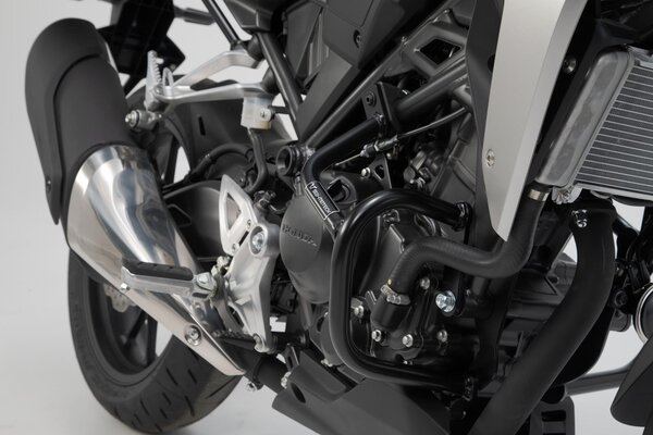 Crash bar Black. Honda CB300R (18-).