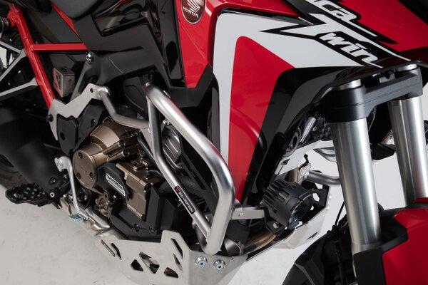 Sturzbügel Edelstahl. Honda CRF1100L Africa Twin (19-).
