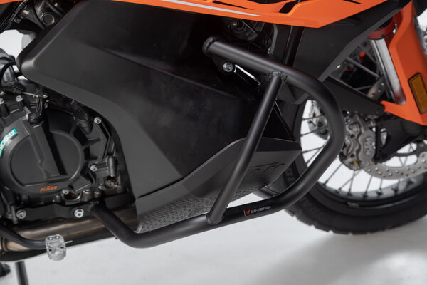 Crash bar Black. KTM 790 Adventure/ 790 Adventure R (19-).