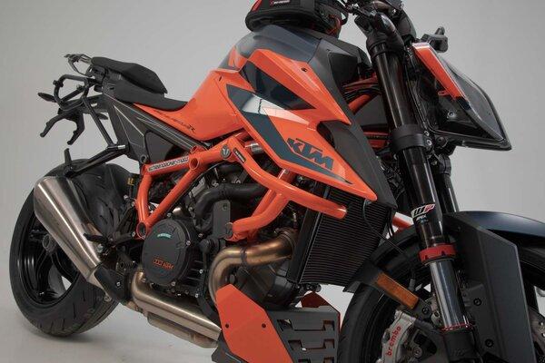 Sturzbügel Orange. KTM 1290 Super Duke R (19-).