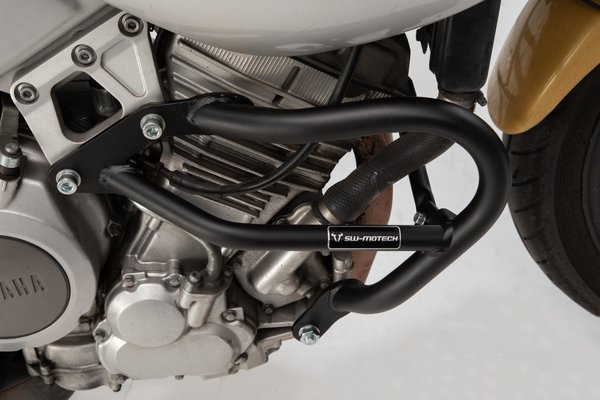 Barra di protezione motore Nero. Yamaha TDM 850 (96-01).