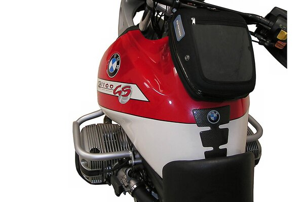 Crash bar Silver. BMW R 1100 GS (94-99).