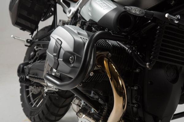 Crashbar Noir. Modéles BMW R nineT.