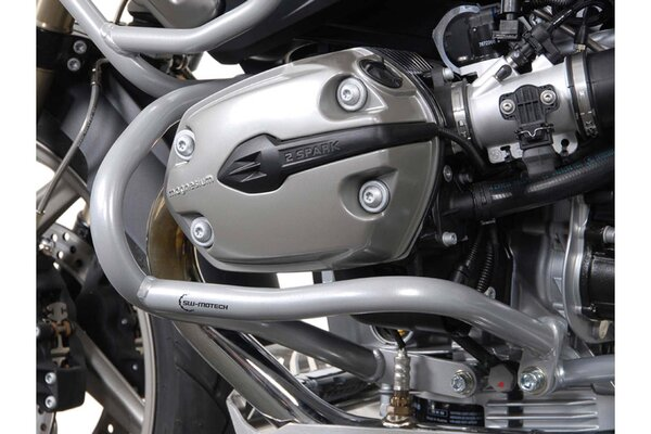 Crashbar Gris. BMW R 1200 GS (04-12).