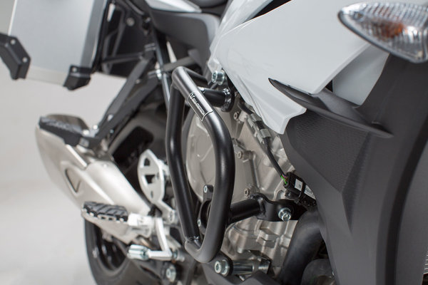 Crashbar Noir. BMW S 1000 XR (15-).