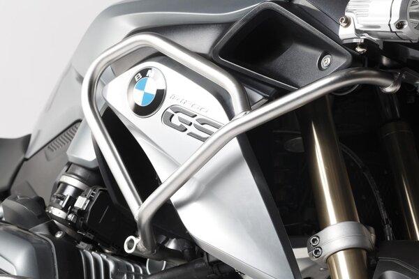 Upper crash bar Stainless steel. BMW R 1200 GS LC (12-16).