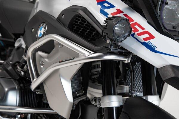 Crashbar haut Acier inox. BMW R1200GS , R1250GS.