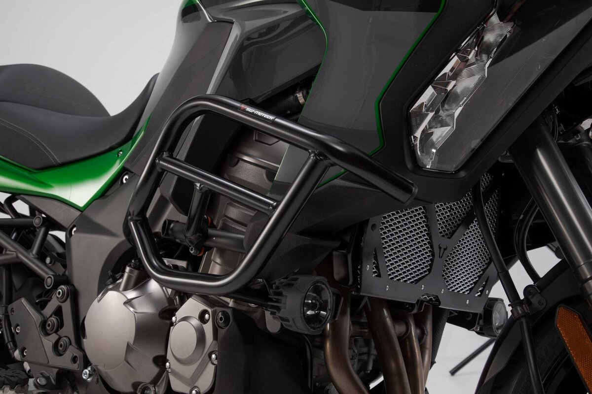 Reliable crash bar for Kawasaki Versys 1000 (18-) - SW-MOTECH