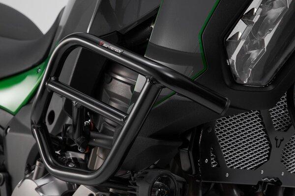 Crashbar Noir. Kawasaki Versys 1000 (18-).