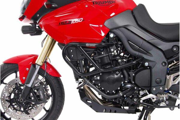 Crash bar Black. Triumph Tiger 1050 (06-12) / SE (11-12).