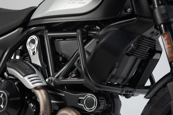 Reliable Crashbar For Ducati Scrambler Protection For Your Motorbike